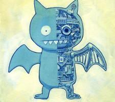 Ice Bat Paint Web A